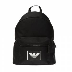 Emporio Armani Backpack with logo
