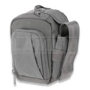 Maxpedition AGR SOP Side Opening Pouch lommeorganisator, grå