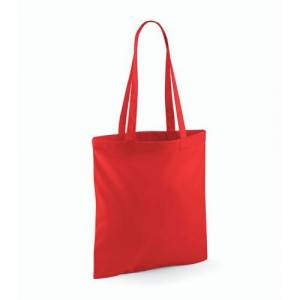 Westford Mill Bag for Life Bright Red