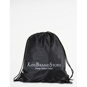 KidsBrandStore, Gympapåse, Svart, Väskor/Necessärer till Unisex, One size