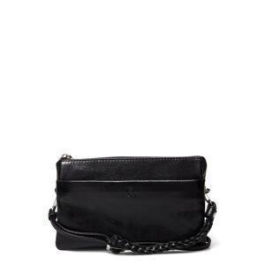 Adax Salerno Combi Clutch Nellie Bags Small Shoulder Bags - Crossbody Bags Svart Adax
