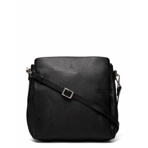Adax Cormorano Shoulder Bag Ellinor Bags Small Shoulder Bags - Crossbody Bags Svart Adax