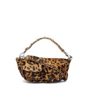 Adax Unlimit Shoulder Bag Ellery Bags Top Handle Bags Brun Adax