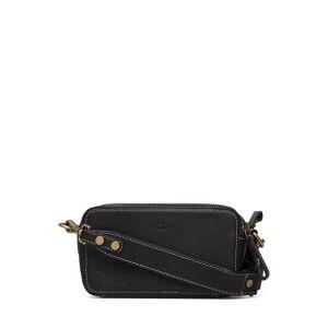 Adax Cremona Shoulder Bag Poesi Bags Small Shoulder Bags - Crossbody Bags Svart Adax