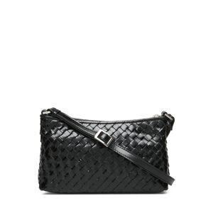 Adax Bacoli Shoulder Bag Smilla Bags Small Shoulder Bags - Crossbody Bags Svart Adax