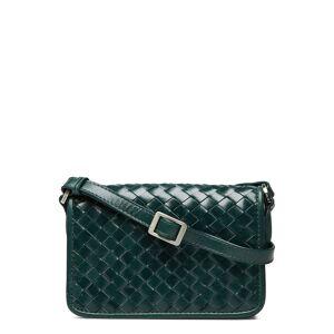 Adax Bacoli Shoulder Bag Nandi Bags Small Shoulder Bags - Crossbody Bags Grön Adax