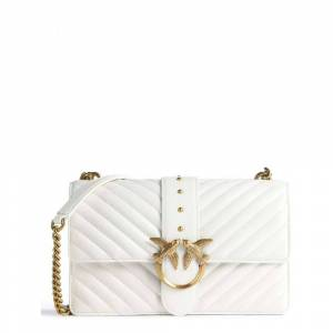 pinko Love Quilted Classico Icon bag