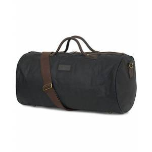 Barbour Lifestyle Wax Holdall Navy
