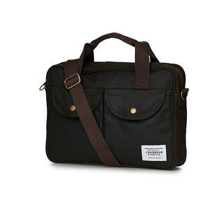 Barbour Lifestyle Longthorpe Laptop Bag  Olive
