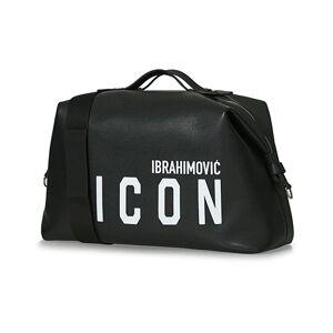 Dsquared2 Dsquared2 X Ibrahimovic Weekendbag Black