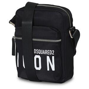 Dsquared2 Icon Cross Body Bag Black