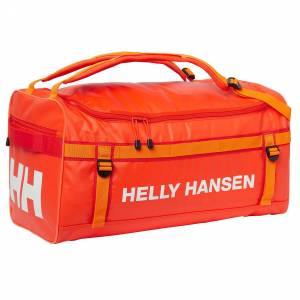Helly Hansen Hh Classic Duffel Bag S STD Red