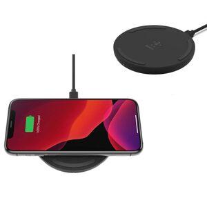 Belkin Boost Up Charge Qi Wireless Charging Pad 10W - Trådløs Oplader - Sort