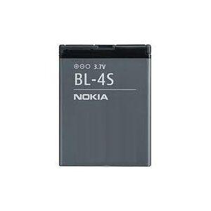 Batteribyen.dk Nokia 2680 slide, 3600 slide, 7610 Supernova (BL-4S) batteri - (originalt)