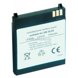 Batteribyen.dk Siemens SL65 (Kompatibel)