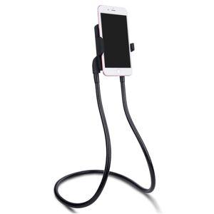 MOBILCOVERS.DK Universal Fleksibel Holder Til Mobil - Sort