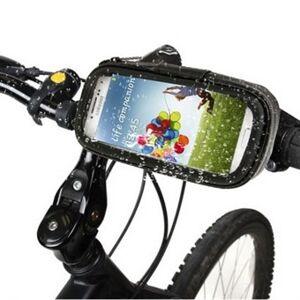 Beam Vandtæt Cykelholder med Touch funktion til S3/S4/S5 - iPhone 6/6S/7/8