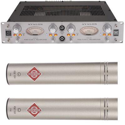 Avalon AD2022 + KM184 Stereo-Bundle