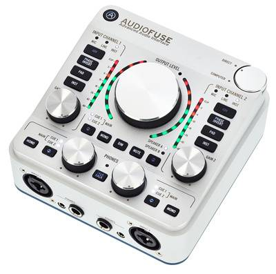 Arturia AudioFuse Classic Silv B Stock