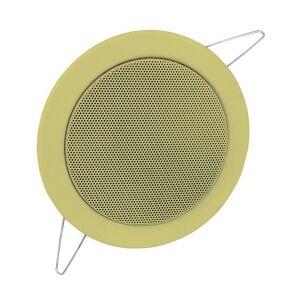 Omnitronic CS-4G Ceiling Speaker gold TILBUD NU højttaler lofts loft guld