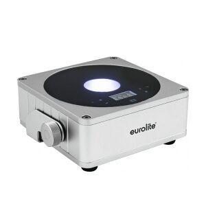 EuroLite AKKU Flat Light 1 sil TILBUD NU sølv flad lys