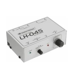 Omnitronic LH-045 Microphone Preamplifier mikrofonforstærker forforstærker