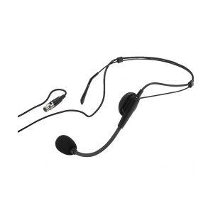 Headset mikrofon HSE-80 TILBUD NU hovedbåndsmikrofon pandebånd elektret