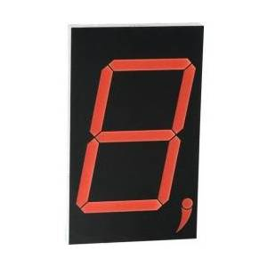 Makita 7-segment display 180mm, CA, HI-Eff Rød (10-DIP) TILBUD NU skærm hej