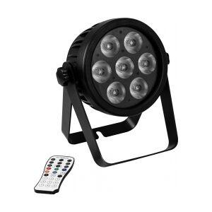 EuroLite LED 7C-7 Silent Slim Spot TILBUD NU
