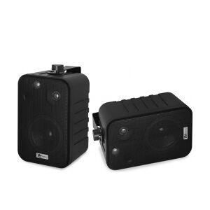 """BV40B Background Speakers Black 4"""" 100V TILBUD NU"""