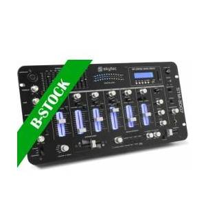 "STM-3007 6-Channel Mixer SD/USB/MP3/LED/Bluetooth 19 ""B-STOCK"" TILBUD NU"