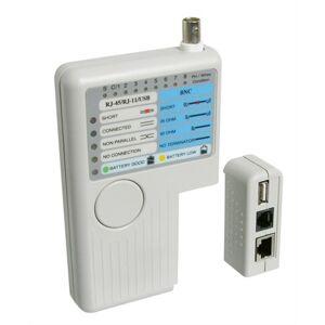 Goobay Netværkskabel tester USB