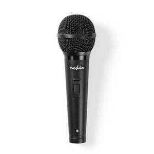 Nedis, Kablet mikrofon ,  -72 dB +/-3 dB følsomhed ,  85 Hz - 11 kHz ,  5,0...