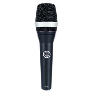 AKG D-5 Dynamisches Gesangsmikrofon