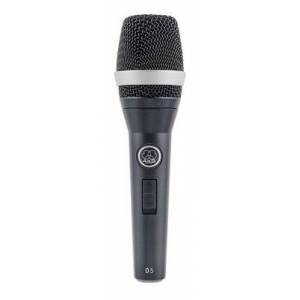AKG D-5 S Dynamisches Gesangsmikrofon