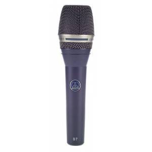 AKG D-7 Dynamisches Gesangsmikrofon