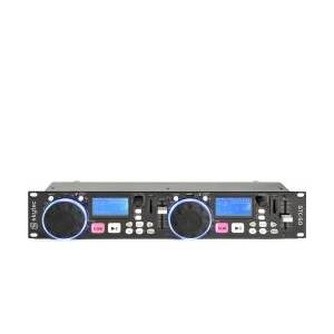 Apple STC-50 Dobbelt MP3/USB/SD afspiller tvilling spiller player double dobbel twin