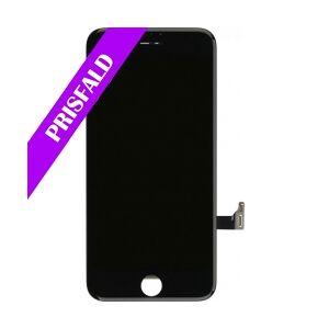 """Apple iPhone 7 komplet LCD display m. 3D Touch (4,7"""") Sort TILBUD NU"""