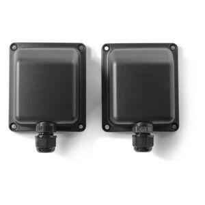 Electro-Voice Wc-58b Sort 2x Værbestandig Deksel Evid-S5.2/s8.2