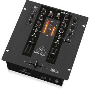 Behringer Nox101 Pro Mixer Premium 2-Channel Dj Mixer