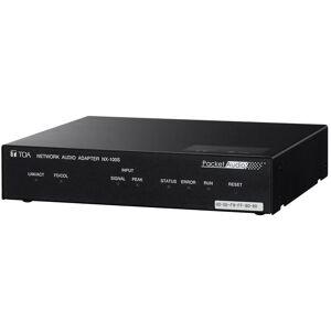 Toa Nx-100s Ethernet/ip Lydmodul Tx/rx Med Mic Input, 1 Kanal