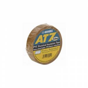 Advance Tapes AT 7 - PVC Insulating Tape brown