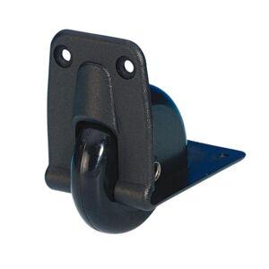 Adam Hall Hardware 3783 - Recessed Edge Castor 58 Mm In Plas