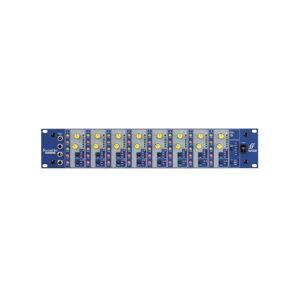 Focusrite ISA 828 8 x ISA pre-amper med valgbar impedans mm