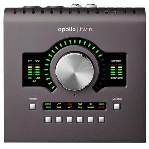 Universal Audio Apollo Twin Solo Mk2 x1 DSP