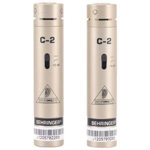 Behringer C2 Stereoset