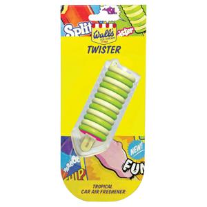 Twister Tropical Car Freshener 1 stk Air Freshener