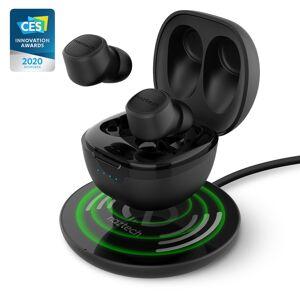 Naztech Freedom+ trådløse øretelefoner - Sort