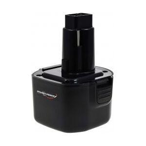 Black & Decker Batteri til Black & Decker PS3300 3000mAh NiMH