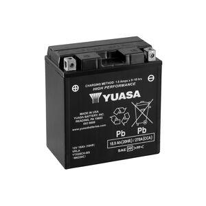 Yuasa YTX20CH-BS 12V AGM Batteri til Motorcykel